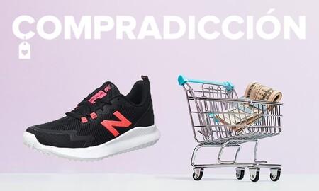 Chollos en tallas sueltas de  zapatillas por menos de 40 euros de marcas como Nike, New Balance o Adidas en Amazon