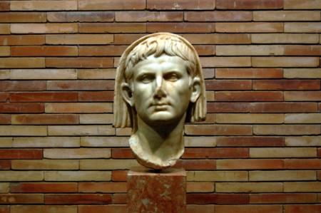 Retrato de Augusto velado