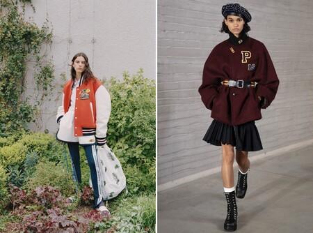Varisty Jacket Trend