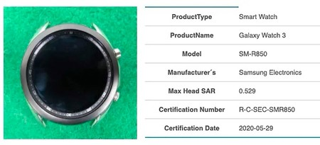 Samsung Galaxy Watch 3 Sm R850