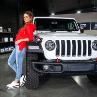 Jeep pone a deportistas y celebridades de Estados Unidos a tunear el Wrangler