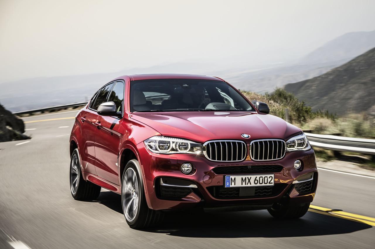 Foto de BMW X6 2014 (4/96)