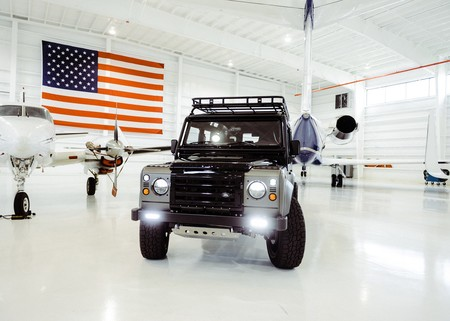 Land Rover Defender 110 By Osprey Custom Cars 3