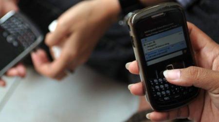 Mujeres y smartphones