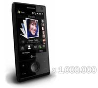 Un millón de HTC Touch Diamond vendidos