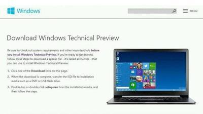 Microsoft deja ver antes de tiempo información e instrucciones de la preview de Windows 9