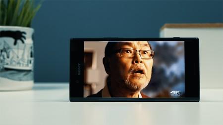 Pantalla 4k Sony Xperia Xz Premium