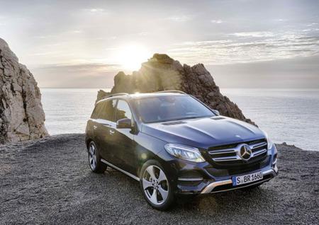 Mercedes-Benz GLE, un golpe de autoridad para llenar los zapatos del Mercedes ML