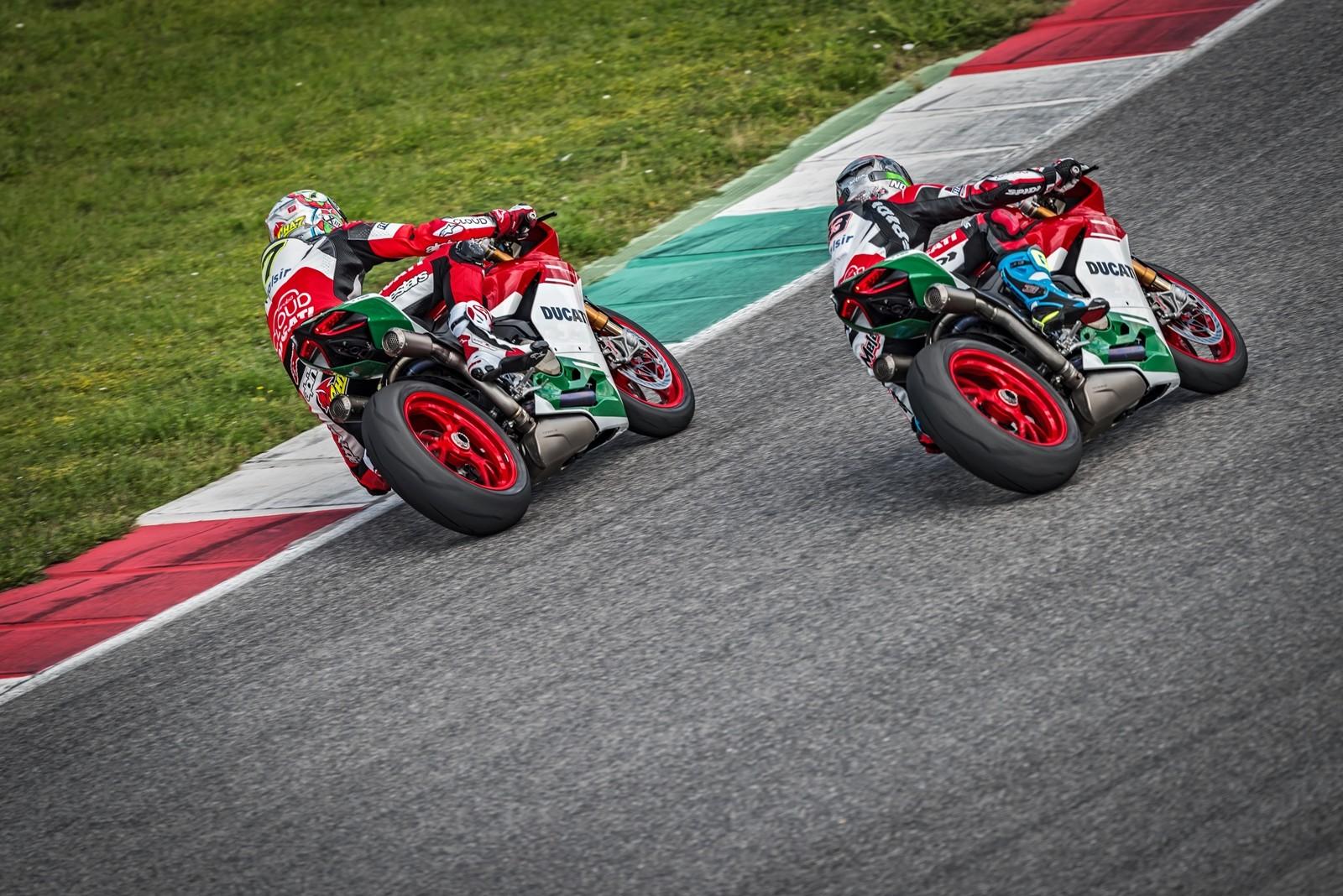 Foto de Ducati 1299 Panigale R Final Edition (11/58)