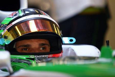 Vitantonio Liuzzi asegura que su puesto en Force India está asegurado