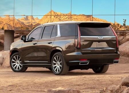 Cadillac Escalade 2021 Precio versiones y equipamiento en México 2