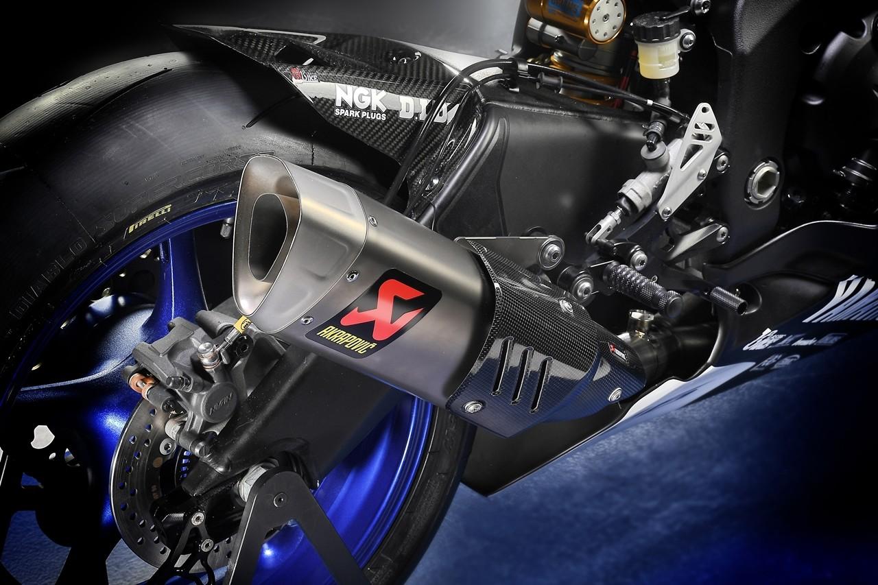 Foto de Yamaha YZF-R6 2017 Race Ready (6/27)