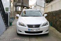 Lexus IS 250, prueba: valoración y ficha técnica