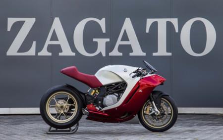 Mv Agusta F4z Zagato Custom