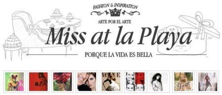 """Entrevista a Mónica Parga del blog Miss at la Playa: """"las tendencias no cambian mucho"""""""