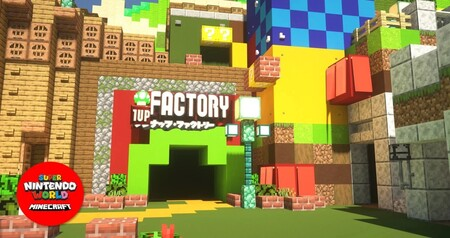 Super Nintendo World Minecraft 04