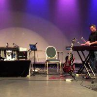 Este robot improvisa música y no lo hace nada mal