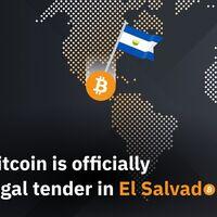 El bitcoin ya es una moneda de curso legal en El Salvador, y el Gobierno ya tiene 400: así es Chivo, el wallet para los ciudadanos