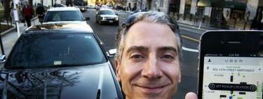 Un día con un conductor de Uber