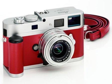 La edición limitada de la cámara Leica M9-P sólo disponible en Japón
