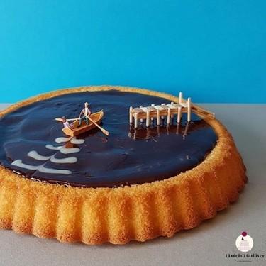 Las escenas que Matteo Stucchi crea con sus dulces nos fascinan y, cuando las veas, seguro que a ti también