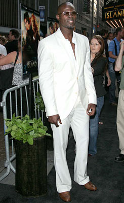 Djimon Hounsou, nueva imagen de Calvin Klein