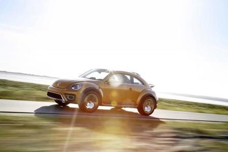Volkswagen Beetle Dune Concept: el escarabajo aventurero