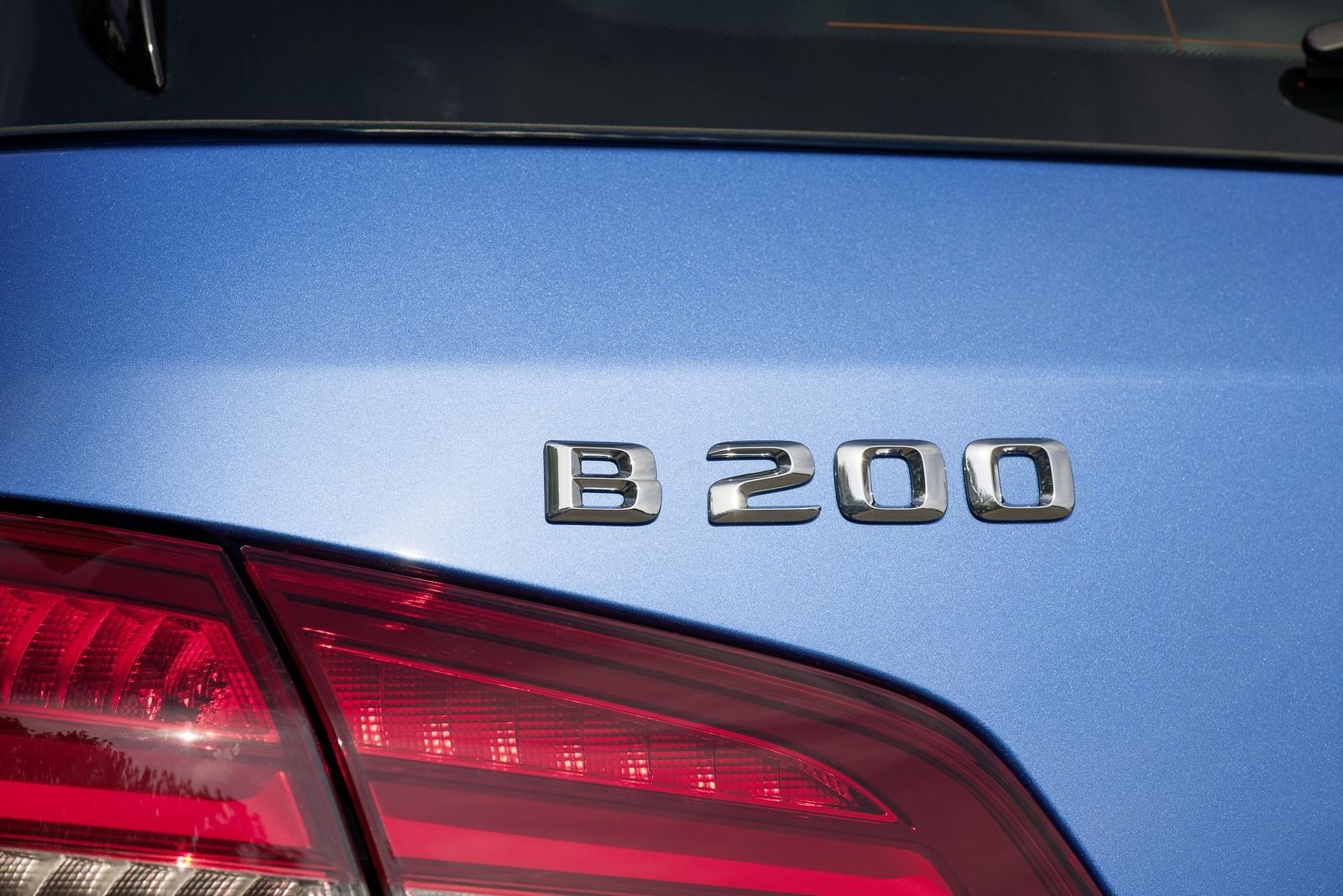 Foto de Mercedes-Benz Clase B Natural Gas Drive (9/16)