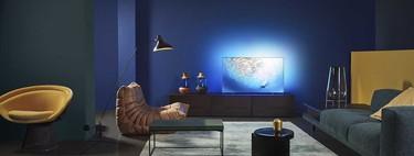 Philips lanza sus nuevos televisores 4K: paneles OLED y un nuevo procesador basado en IA para mejorar la imagen en pantalla