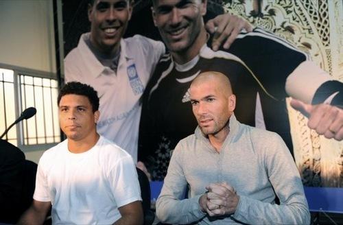Foto de Zinedine Zidane, un mago del balón y del estilo (1/16)
