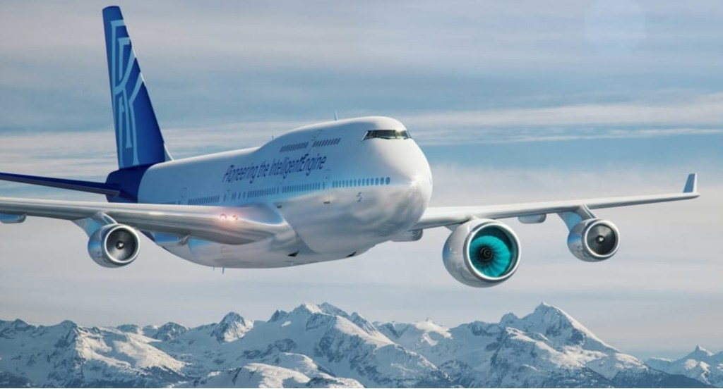 Este es el nuevo motor gigante de Rolls-Royce para aviones, se llama Ultrafan y quiere lograr vuelos más eficientes que nunca