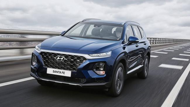 El Hyundai Santa Fe 2018 apuesta por la tecnología con el ojo puesto en sus rivales