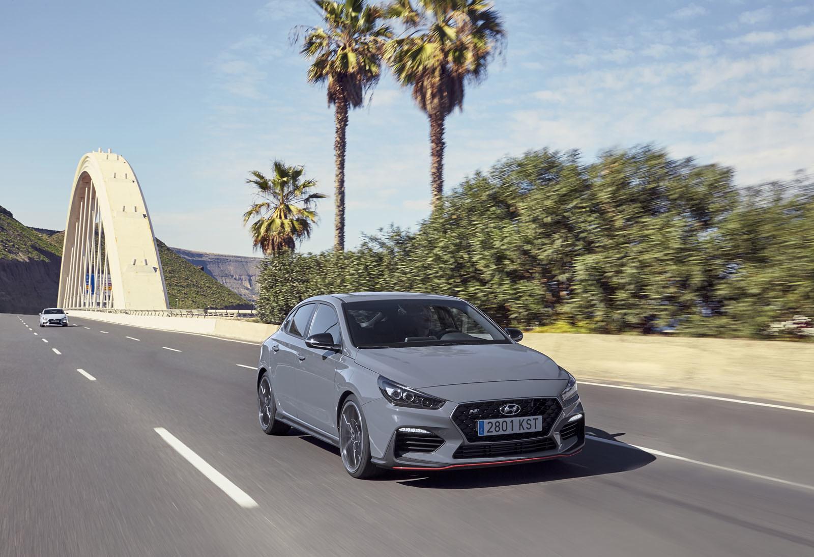 Foto de Hyundai i30 Fastback N 2019 (presentación) (63/125)