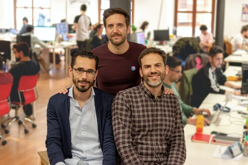 La alternativa cordobesa al Powerpoint se expande por el mundo: así ha pasado Genially de 'side-project' a anunciar una ronda de 20 millones de dólares