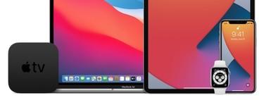 Ya disponibles las betas públicas de iOS 14, iPadOS 14, watchOS 7, tvOS 14 y macOS 11 Big Sur