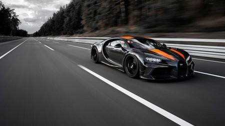 Bugatti Chiron SuperSport 300+, las 29 unidades se vendieron en menos de una semana