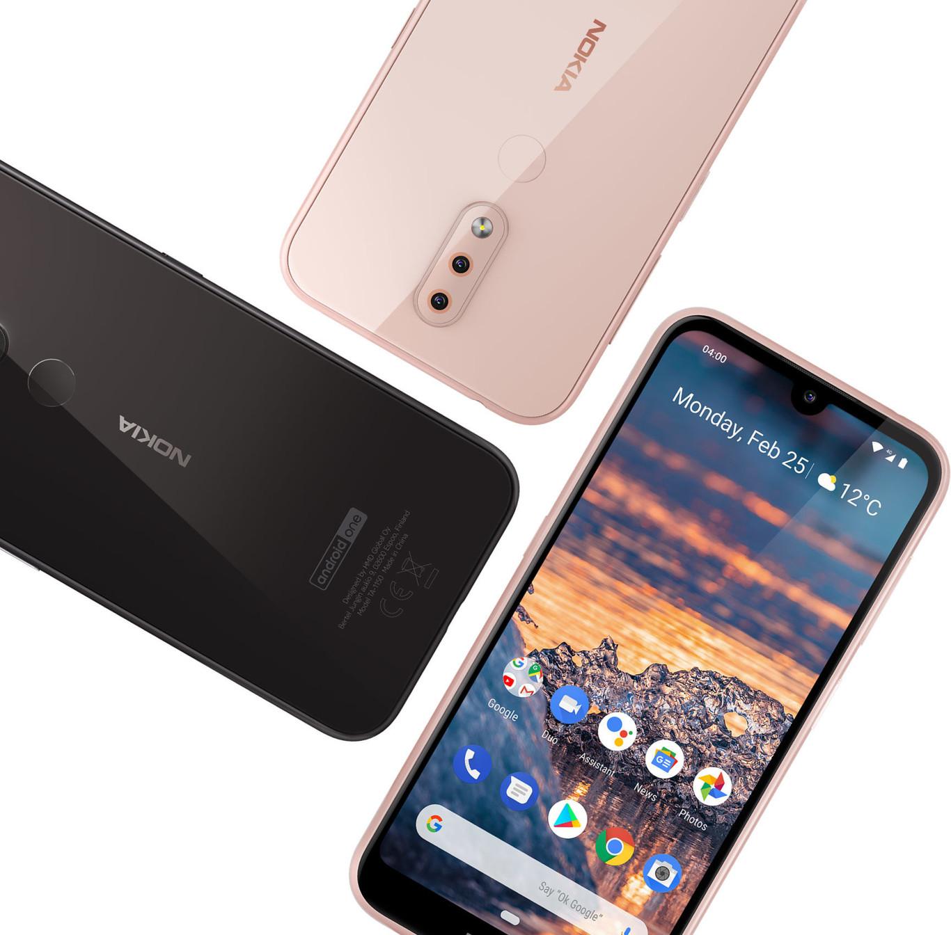Nokia 4.2 llega a México: notch de gota, cristal y Android One para competir en el agresivo segmento de la...
