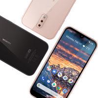 Nokia 4.2 llega a México: notch de gota, cristal y Android One para competir en el agresivo segmento de la gama media