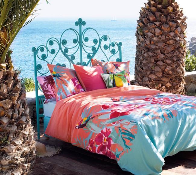 "Cinco ideas muy veraniegas para ""vestir"" tu cama"