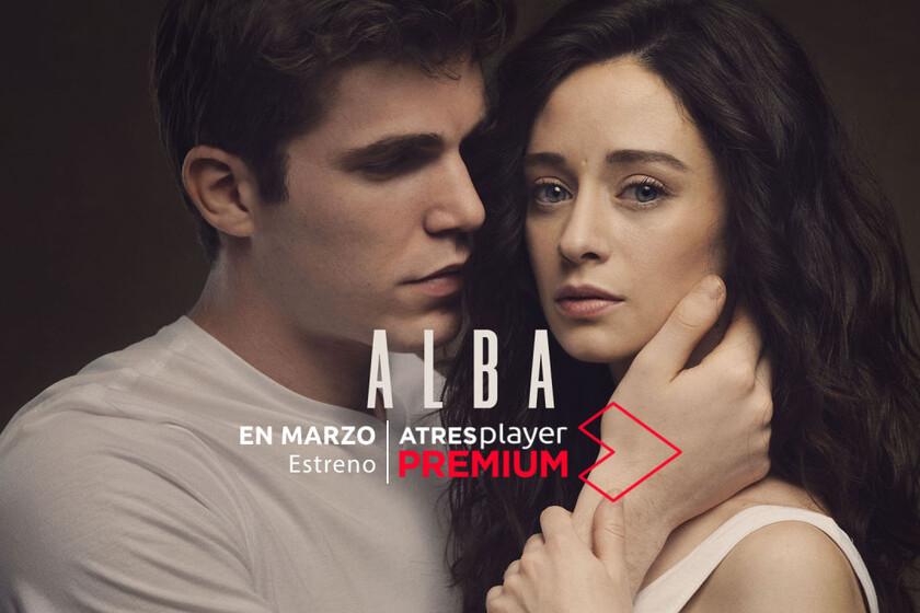 'Alba' presenta su primer tráiler: Elena Rivera es la Fatmagül española en la adaptación de la serie turca en Atresplayer