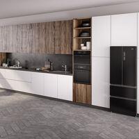 Haier hará sus nuevos electrodomésticos más inteligentes: control de alimentos, clasificación de prendas y otras funciones
