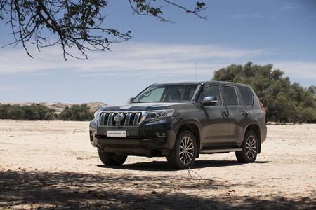Toyota Land Cruiser 2018, toma de contacto en Namibia
