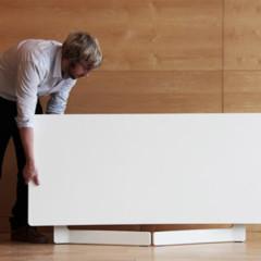 Foto 2 de 7 de la galería ola-mesa-plegable-minimalista en Decoesfera