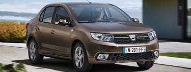 El diseñador de Renault quiere que los Dacia dejen de utilizar el emblema del rombo