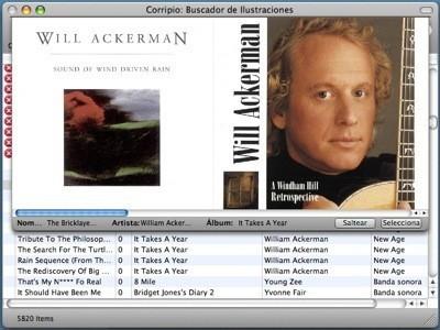 Copiar la portada de un disco de iTunes Music Store (3)