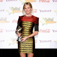 Sienna Miller en los premios ShoWest 2009