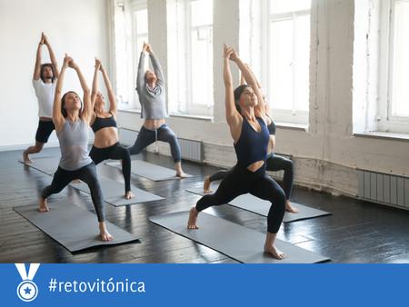 #RetoVitónica: piernas en forma en una semana con estas posturas de Yoga