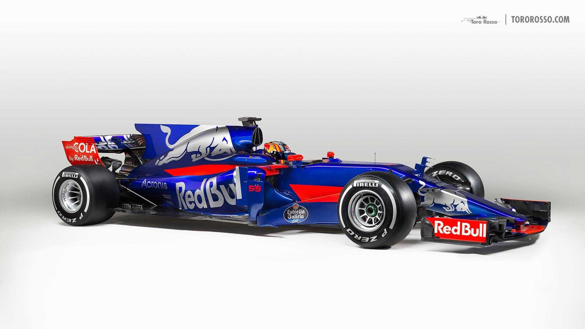 Foto de Toro Rosso STR12 (1/3)
