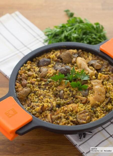 Arroz o arròss brut, receta tradicional mallorquina