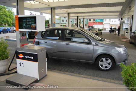 Chevrolet Aveo GLP (2009)